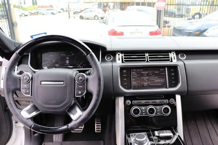 2014 Land Rover Range Rover Supercharged CLEAN CARFAX SOFT CLOSE DOORS Houston TX