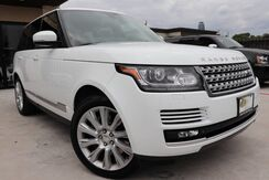 2014_Land Rover_Range Rover_Supercharged CLEAN CARFAX SOFT CLOSE DOORS_ Houston TX