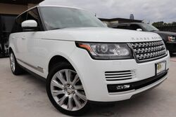 Land Rover Range Rover Supercharged CLEAN CARFAX SOFT CLOSE DOORS 2014