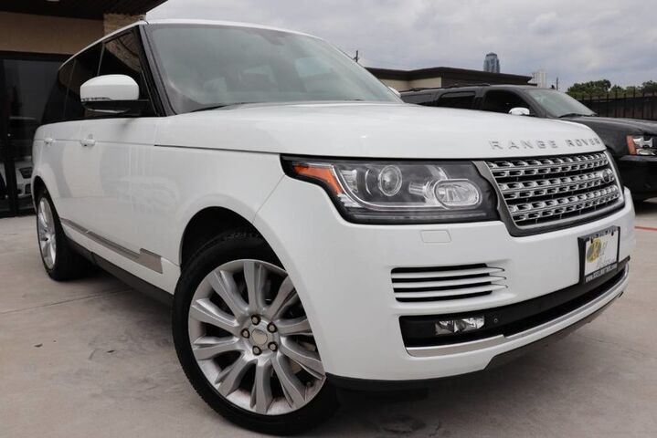 2014 Land Rover Range Rover Supercharged Clean Carfax Soft Close