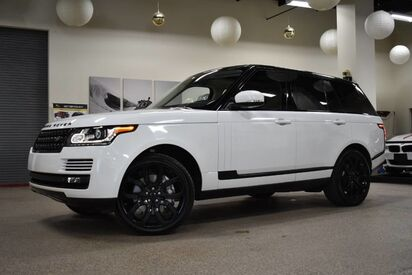 2014_Land Rover_Range Rover_Supercharged_ Boston MA