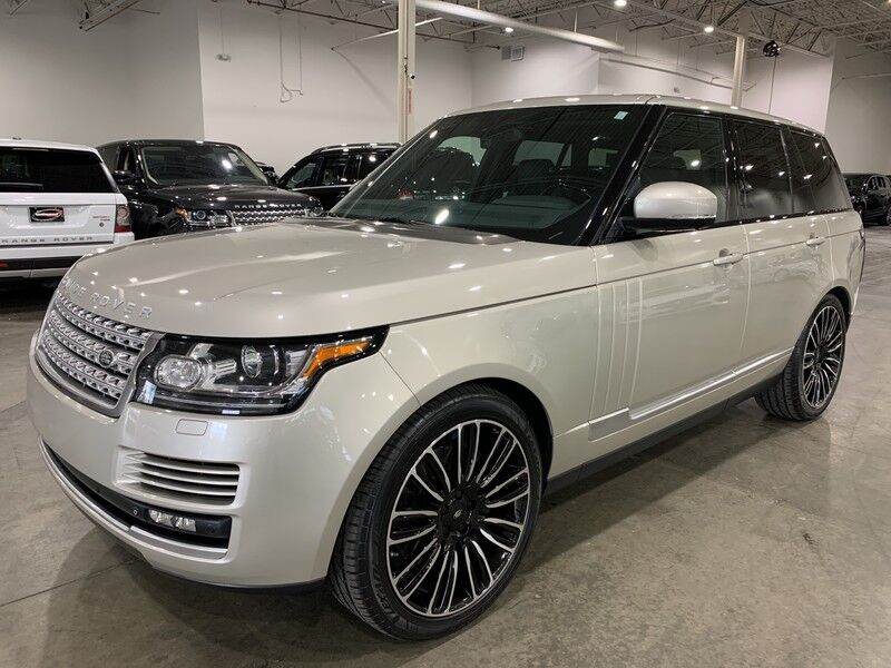 2014_Land Rover_Range Rover_Supercharged_ Charlotte NC