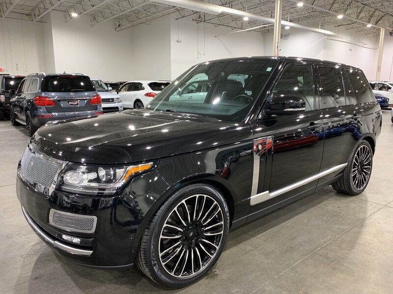 2014 Land Rover Range Rover Supercharged Charlotte NC