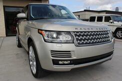 2014_Land Rover_Range Rover_Supercharged-Clean CarFax Texas Born!!!_ Houston TX