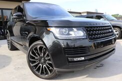 2014_Land Rover_Range Rover_Supercharged Ebony Edition CLEAN CARFAX $119,530 MSRP_ Houston TX