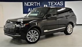 2014_Land Rover_Range Rover_Supercharged Ebony Edition_ Dallas TX