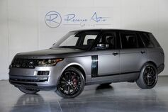 2014 Land Rover Range Rover Supercharged LWB Autobiography Executive