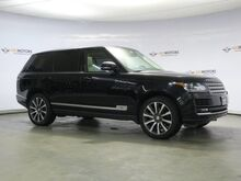 2014_Land Rover_Range Rover_Supercharged LWB Pano,Blind Spot,Nav,Camera,Meridian_ Houston TX