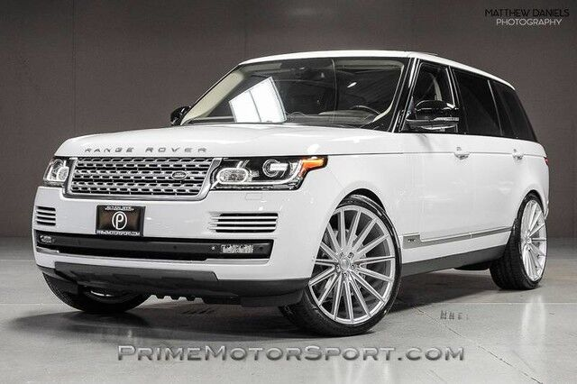 2014 Land Rover Range Rover Supercharged LWB Addison IL