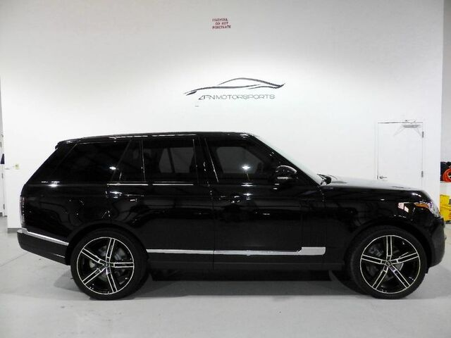 2014 Land Rover Range Rover Supercharged Tampa FL