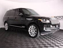 2014_Land Rover_Range Rover_Supercharged Panoramic Roof,Navigation,Rear AC,Rear Heated Seats_ Houston TX