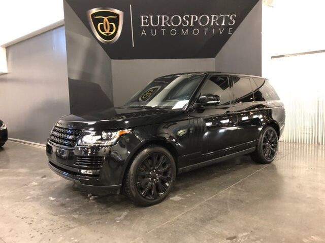 2014 Land Rover Range Rover Supercharged Salt Lake City UT