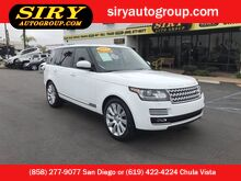 2014_Land Rover_Range Rover_Supercharged_ San Diego CA