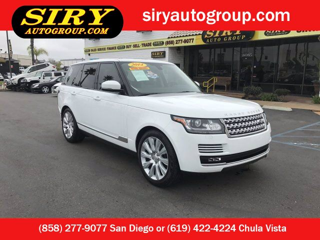 2014 Land Rover Range Rover Supercharged San Diego CA