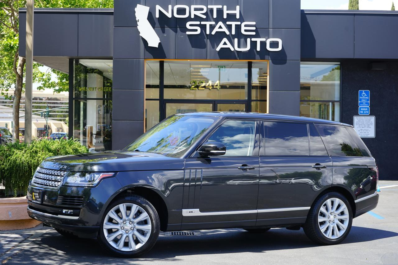 2014 Land Rover Range Rover Supercharged Walnut Creek CA