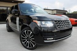 Land Rover Range Rover Supercharged,Clean Carfax,Loaded,$110,675 Sticker! 2014
