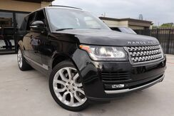 2014_Land Rover_Range Rover_Supercharged,TEXAS BORN,DVD,22 WHEELS!!_ Houston TX