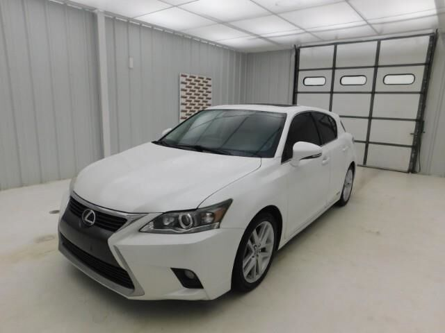 2014 Lexus CT 200h 5dr Sdn Hybrid Manhattan KS