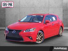 2014_Lexus_CT 200h_Hybrid_ Buena Park CA