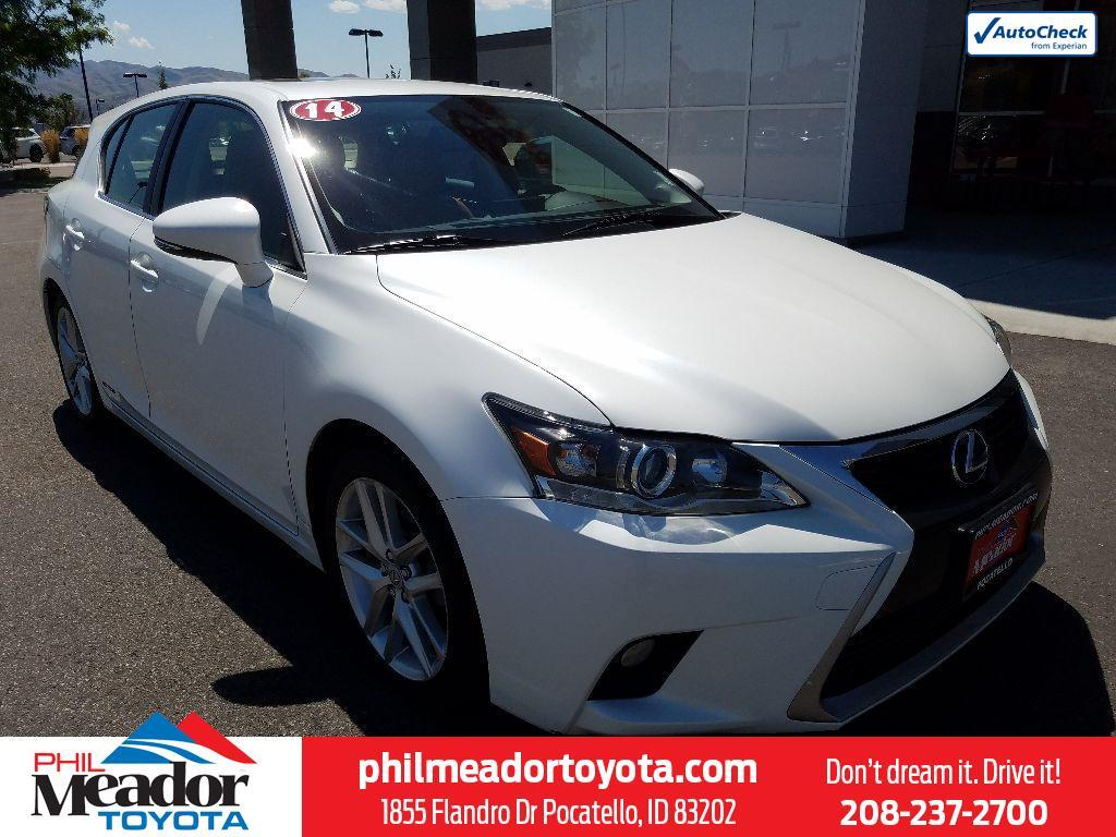 2014 Lexus CT 200h Hybrid Pocatello ID