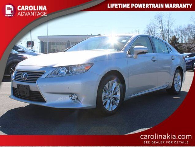 2014 Lexus ES 300h Hybrid High Point NC