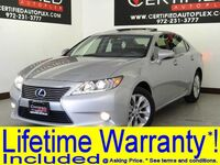 Lexus ES 300h NAVIGATION SUNROOF LEATHER HEATED/COOLED SEATS REAR CAMERA KEYLESS START 2014