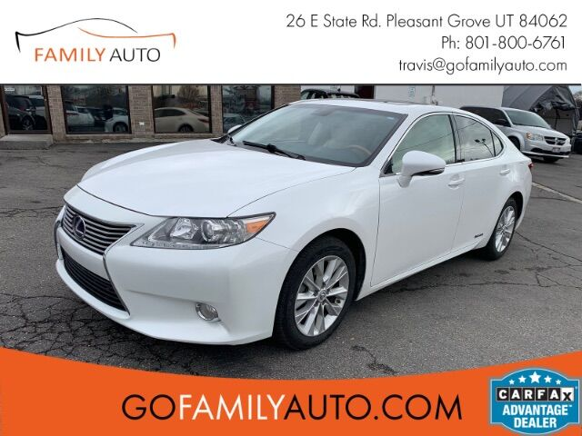 2014 Lexus ES 300h Sedan Pleasant Grove UT