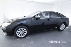 2014_Lexus_ES 300h_Ultra Luxury_ Portland OR