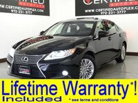 Lexus ES 350 BLIND SPOT MONITOR NAVIGATION SUNROOF LEATHER HEATED/COOLED SEATS 2014