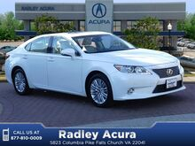 2014_Lexus_ES_350_ Falls Church VA