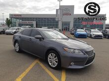 2014_Lexus_ES_350 Leather and Navigation Package_ Calgary AB