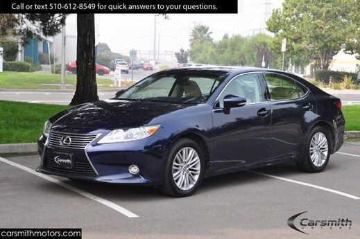 2014 Lexus ES 350 Luxury Package, Navigation, Blind Spot & MUCH MORE! Fremont CA