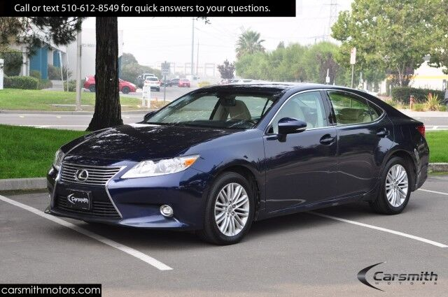 2014 Lexus ES 350 Luxury Package, Navigation, Blind Spot & MUCH MORE! Fremont CA