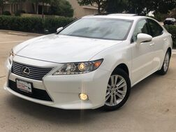 2014_Lexus_ES 350_PREMIUM PACKAGE BLIND SPOT MONITORING INTUITIVE PARKING ASSIT SUNROOF LEATHER_ Addison TX