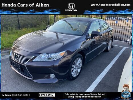 2014_Lexus_ES_350_ Aiken SC