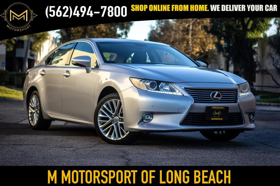 2014_Lexus_ES_ES 350 Sedan 4D_ Long Beach CA