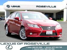 2014_Lexus_ES_Sedan_ Roseville CA