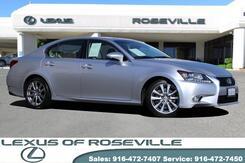 2014_Lexus_GS 350__ Roseville CA