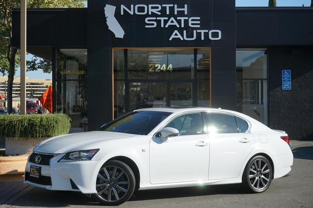 2014_Lexus_GS 350__ Walnut Creek CA