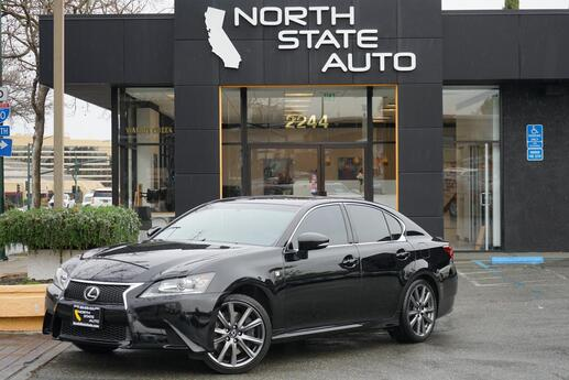 2014 Lexus GS 350  Walnut Creek CA