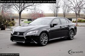 2014_Lexus_GS 350 F SPORT BLIND SPOT/LEVINSON RED INTERIOR_ONLY 16K MILES!!!! CPO to 100K Miles_ Fremont CA