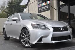 Lexus GS 350 F Sport/Navigation Package/Blind Spot Monitors w/ Power-Folding Mirrors/Heated & Ventilated Front Seats/Intuitive Park Assist/Illuminated Door Sills/One Touch Power Trunk 2014