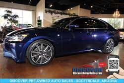 Lexus GS 350 F Sport Trim Sedan 4D Scottsdale AZ
