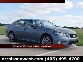 2014_Lexus_GS_350_ Oklahoma City OK
