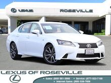 2014_Lexus_GS_Sedan_ Roseville CA