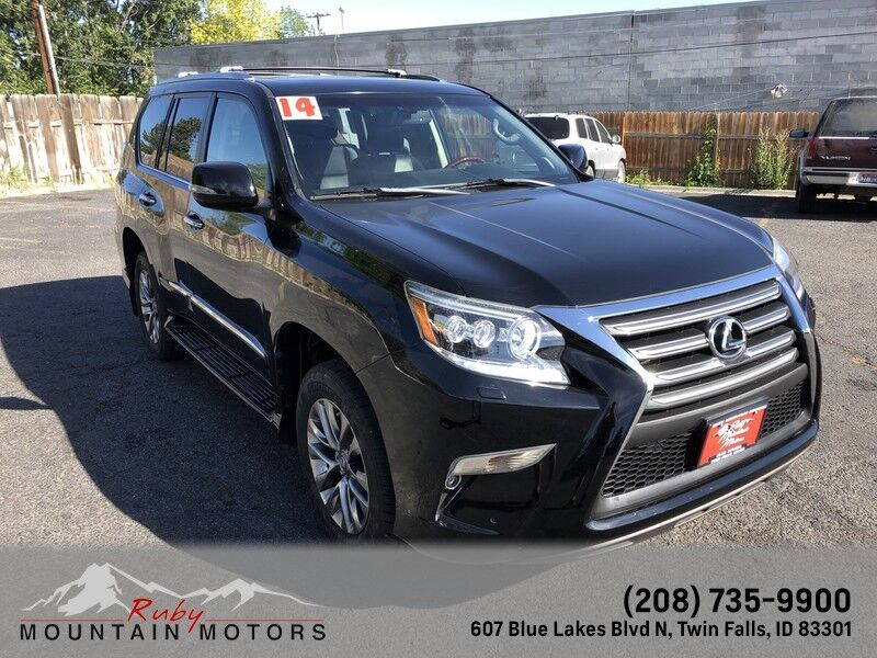 2014 Lexus GX 460 Luxury Twin Falls ID