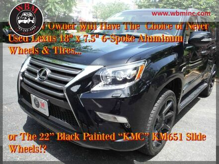 2014_Lexus_GX 460_Premium_ Arlington VA