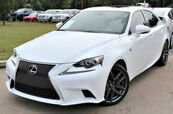 2014 Lexus IS 250 ** F SPORT PACKAGE ** - w/ NAVIGATION & RED LEATHER SEATS