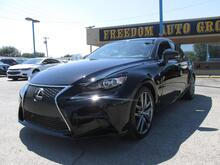 2014_Lexus_IS 250_F Sport RWD_ Dallas TX