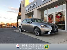 2014_Lexus_IS 250__ Greenville SC